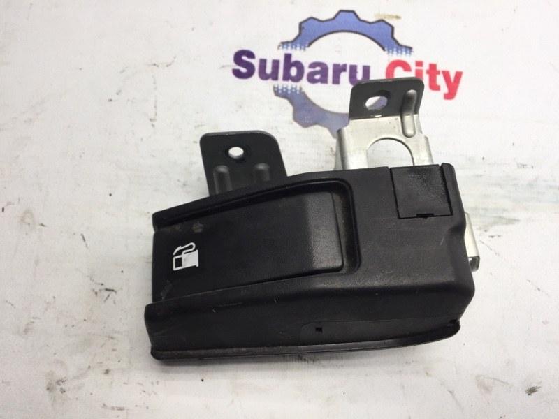 Ручка открывания топливного бака Subaru Legacy BH EJ20 1998 (б/у)