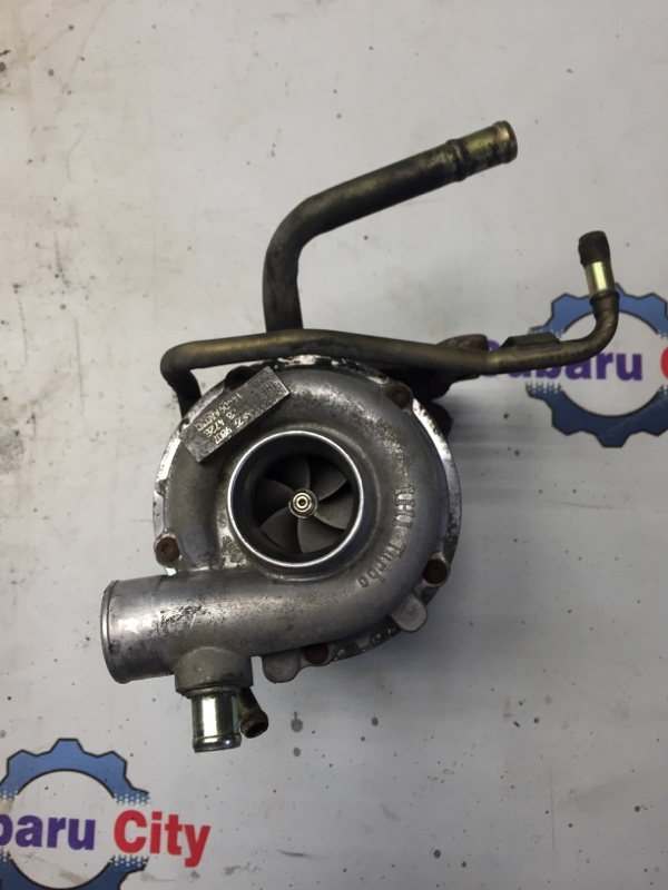Турбина Subaru Legacy BE EJ206 1998 правая (б/у)