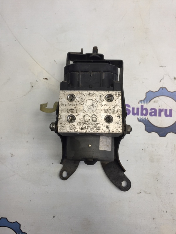 Блок abs Subaru Legacy BE EJ20 1998 (б/у)