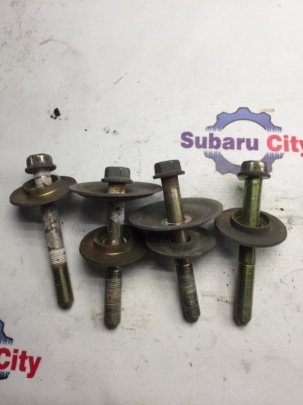 Болты крепления подрамника Subaru Legacy BE EJ20 1998 задние (б/у)