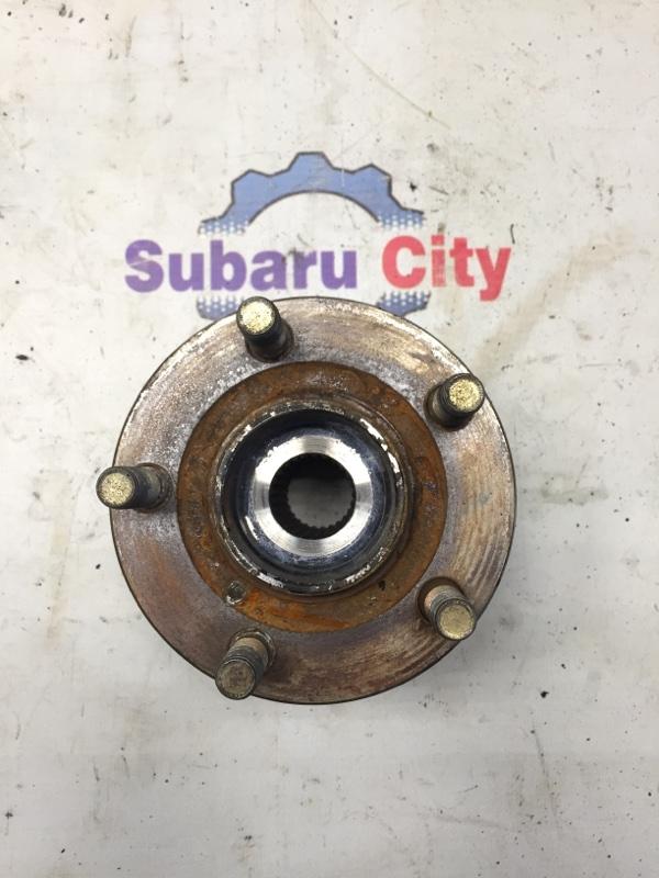Ступица Subaru Legacy BE EJ20 1998 задняя (б/у)