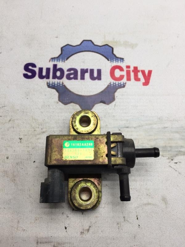 Соленоид управления турбиной Subaru Legacy BE EJ206 1998 (б/у)