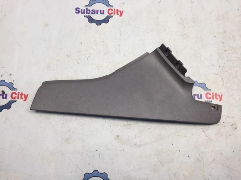 Обшивка центрального тоннеля Subaru Forester SG EJ20 2004 правая (б/у)