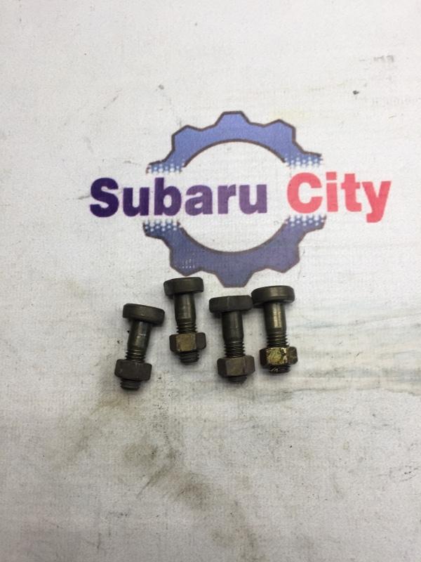 Болты крепления карданного вала Subaru Legacy BE EJ20 2004 (б/у)