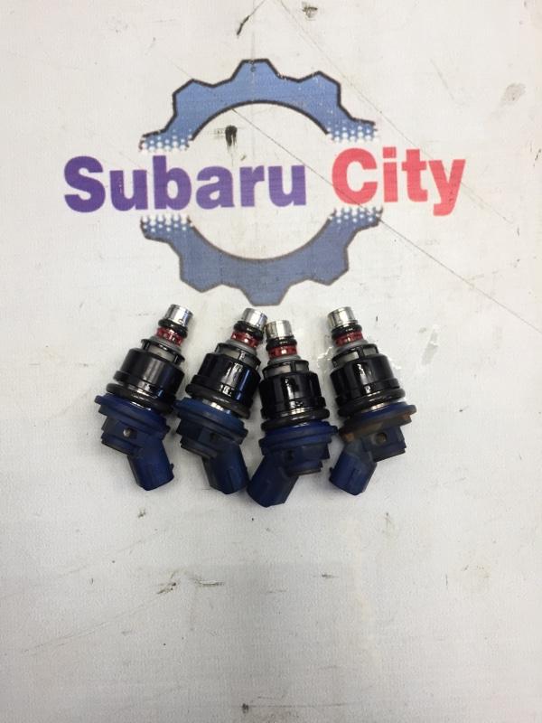 Форсунки топливные Subaru Legacy BL EJ20 2004 (б/у)