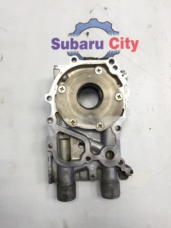 Масляный насос Subaru Legacy BL EJ20 2004 (б/у)