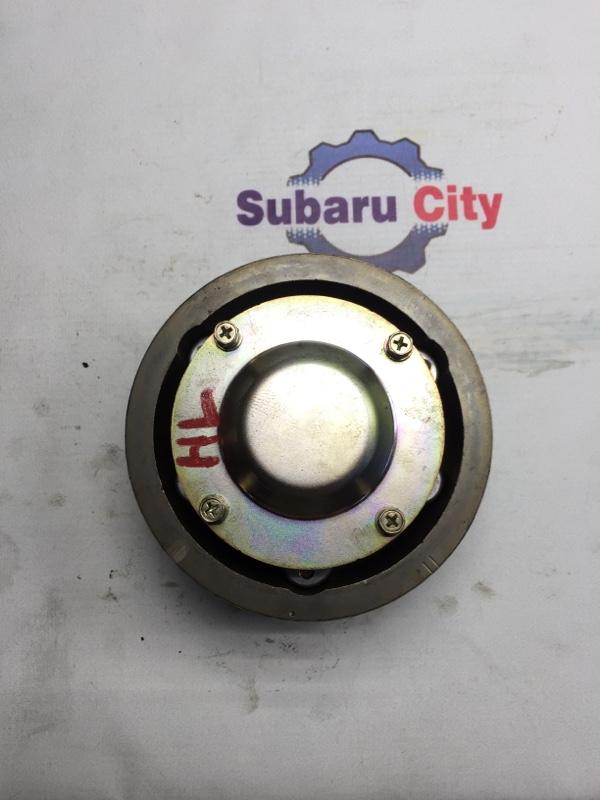 Шкив распредвала Subaru Legacy BL EJ20 2004 левый нижний (б/у)