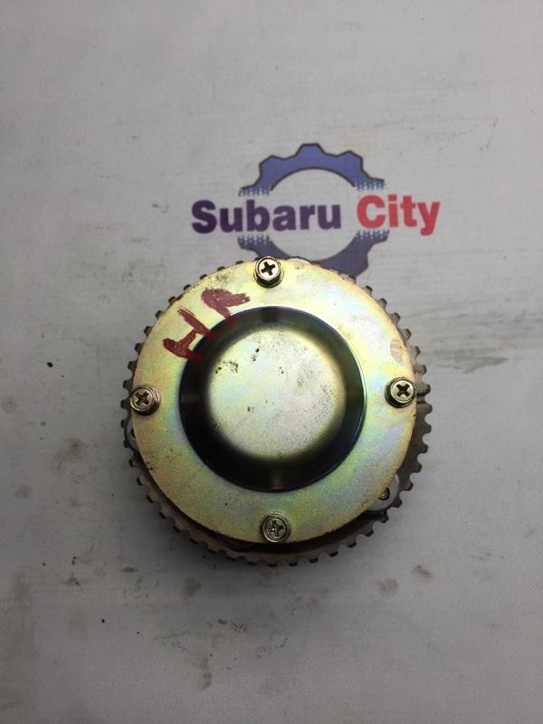 Шкив распредвала Subaru Legacy BL EJ20 2004 правый нижний (б/у)