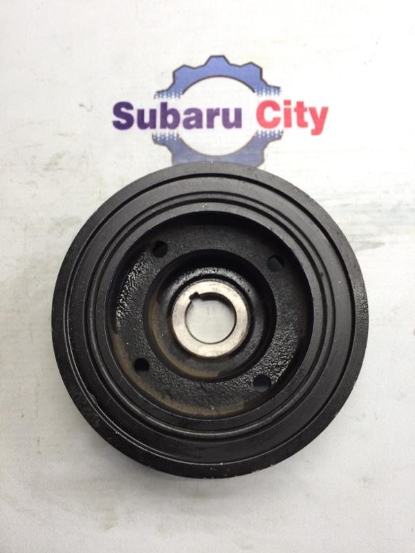 Шкив коленвала Subaru Legacy BE EJ20 2004 (б/у)