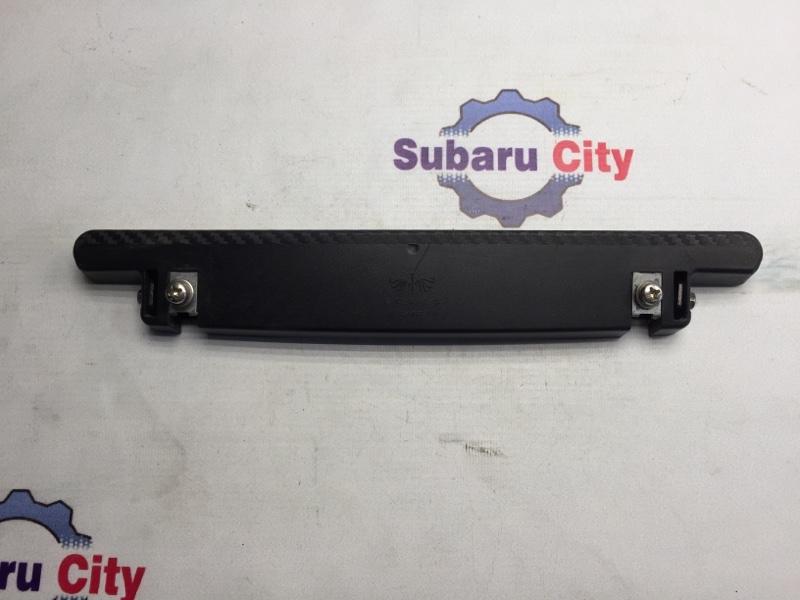 Рамка номера Subaru Legacy BE EJ20 2000 (б/у)