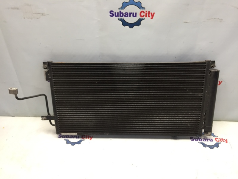 Радиатор кондиционера Subaru Legacy BE EJ20 2000 (б/у)