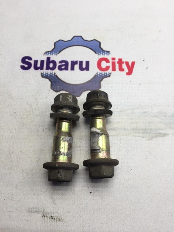 Развальные болты Subaru Legacy BE EJ20 2000 переднее (б/у)