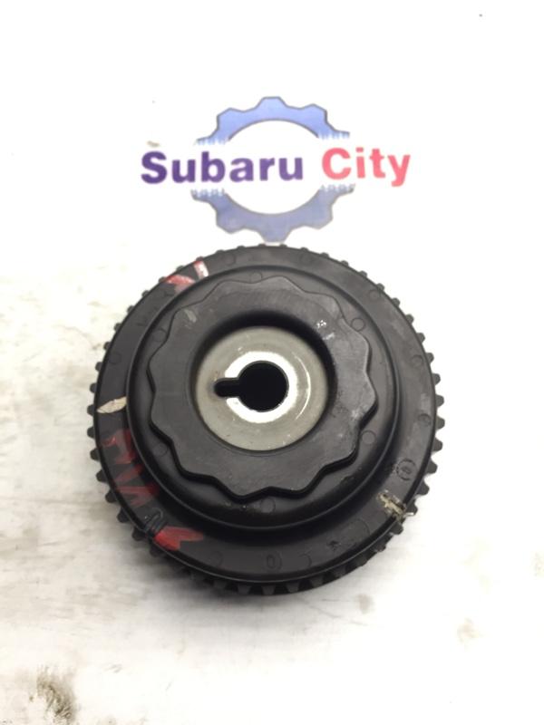 Шкив распредвала Subaru Legacy BE EJ20 2000 правый нижний (б/у)