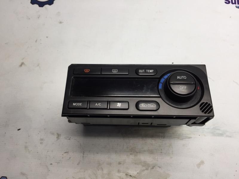 Блок климат контроля Subaru Legacy BE EJ20 2000 (б/у)