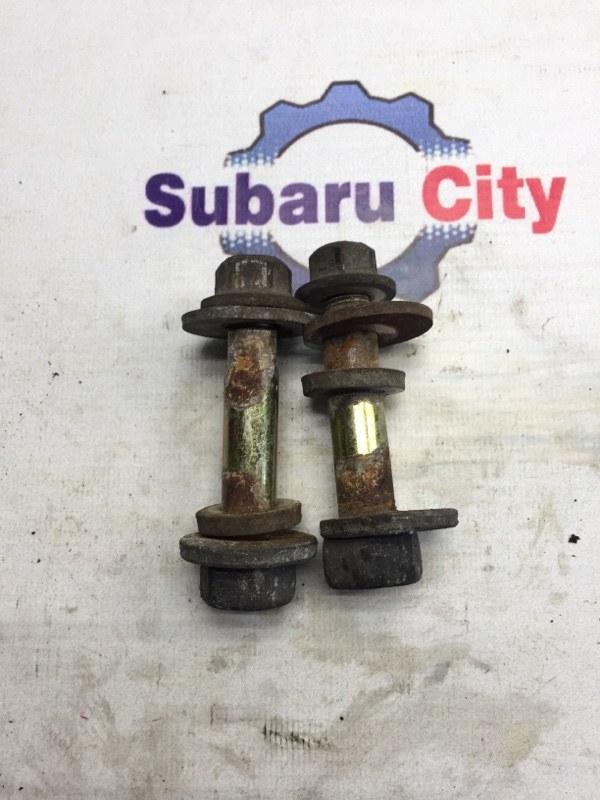 Развальные болты Subaru Legacy BE EJ20 2000 заднее (б/у)