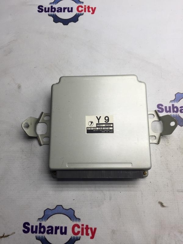 Блок управления двс Subaru Legacy BE EJ20 2000 (б/у)