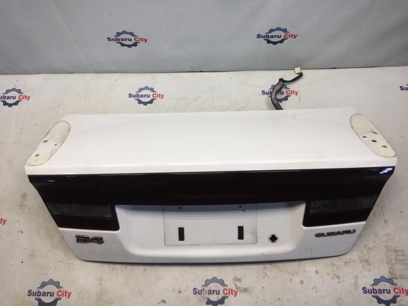 Крышка багажника Subaru Legacy BE EJ20 2000 (б/у)