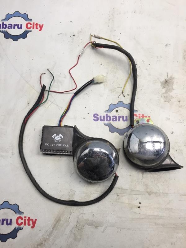 Сигналы Subaru Legacy BE EJ20 2000 (б/у)