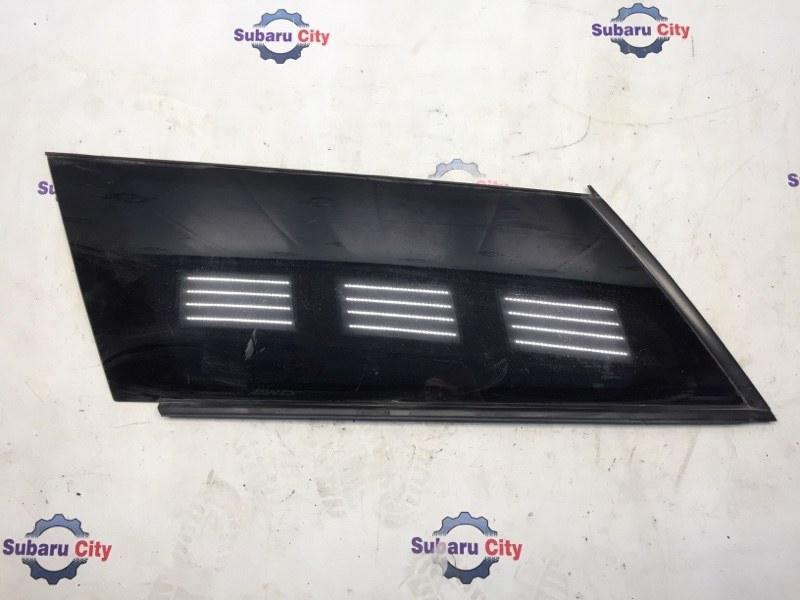 Стекло собачника Subaru Legacy BP EJ20 2005 левое (б/у)