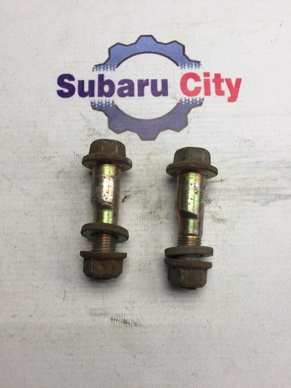 Развальные болты Subaru Legacy BE EJ20 2005 переднее (б/у)