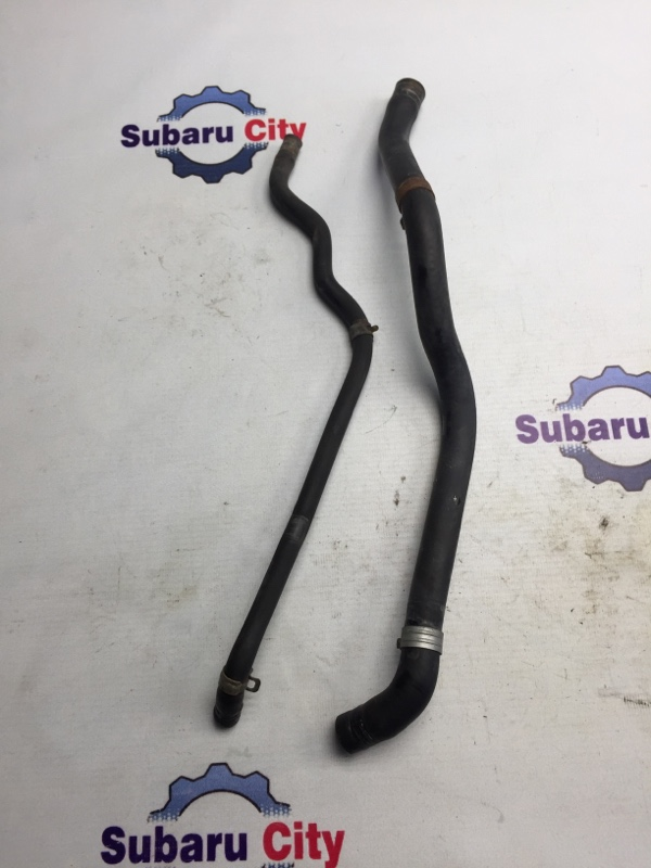 Патрубки охлаждения от радиатора к бочку Subaru Legacy BL EJ20X 2005 (б/у)