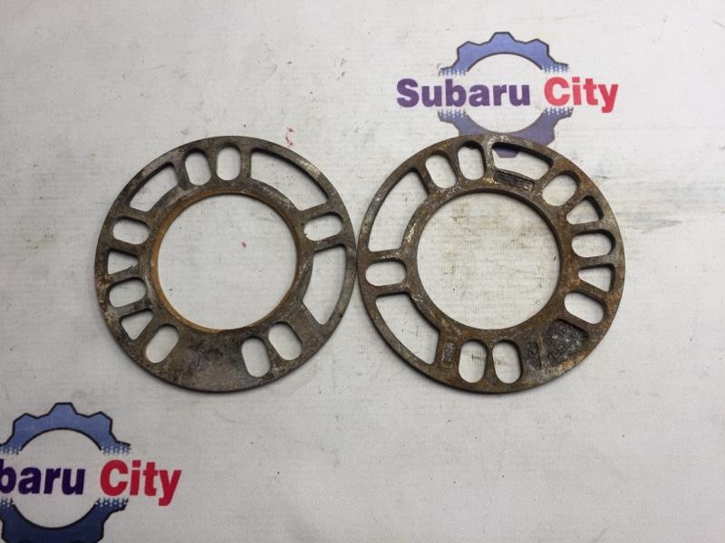 Проставки колесные Subaru Legacy BE EJ20 2005 (б/у)