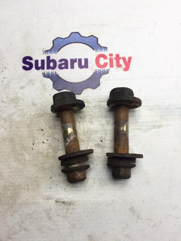 Развальные болты Subaru Legacy BE EJ20 2005 заднее (б/у)