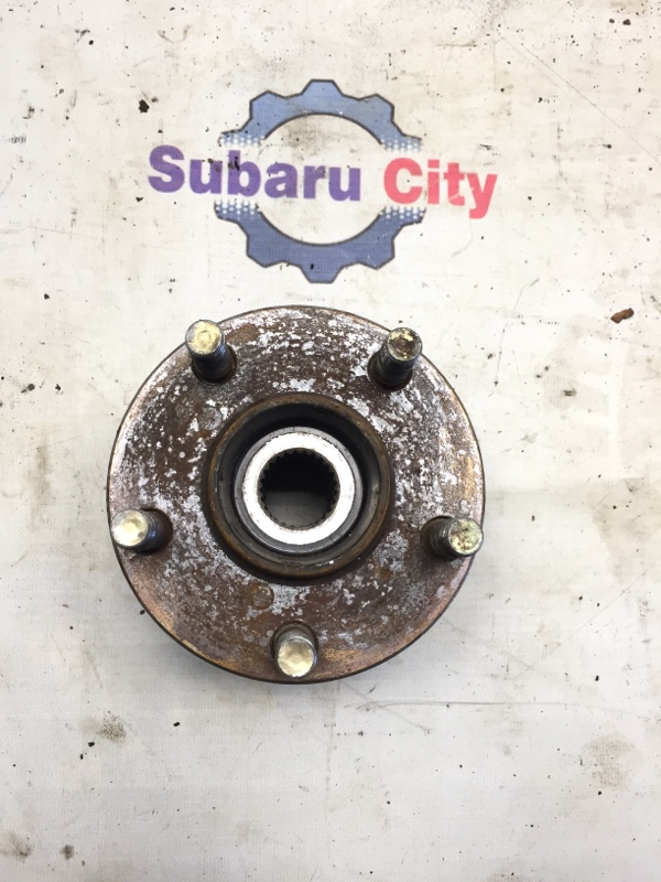 Ступица Subaru Legacy BL EJ20 2005 задняя (б/у)