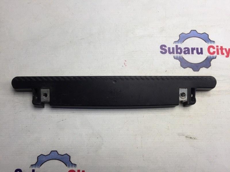 Рамка номера Subaru Legacy BE EJ20 2005 (б/у)