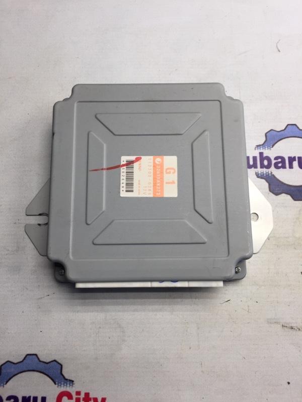Блок управления двс Subaru Legacy BL EJ20 2005 (б/у)