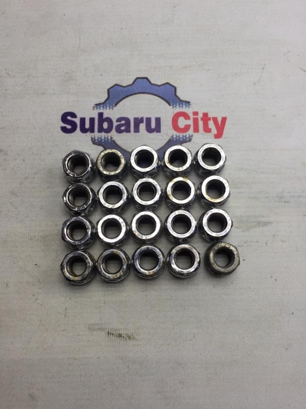 Гайки колесные Subaru Legacy BE EJ20 2007 (б/у)