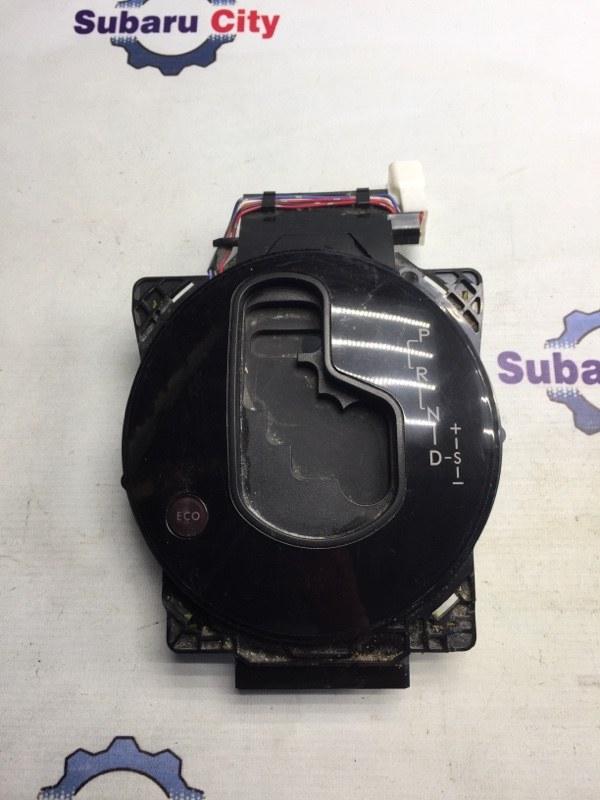 Рамка вокруг селектора акпп Subaru Legacy BL EJ20 2007 (б/у)