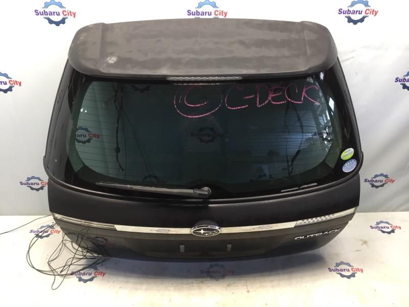Дверь багажника Subaru Legacy BP EJ20 2007 (б/у)