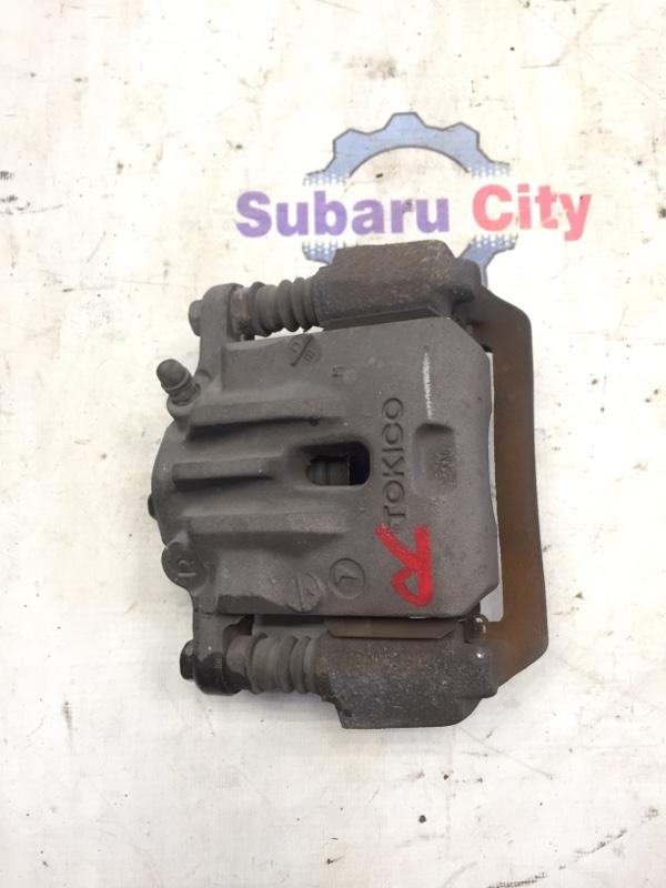 Суппорт Subaru Legacy BL EJ20 2007 задний правый (б/у)