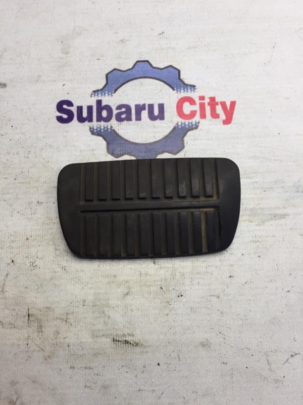 Накладки на педали Subaru Legacy BL EJ20 2007 (б/у)