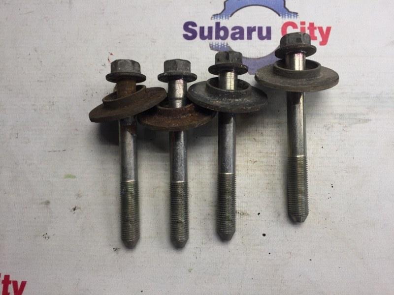 Болты крепления подрамника Subaru Legacy BL EJ20 2005 задние (б/у)