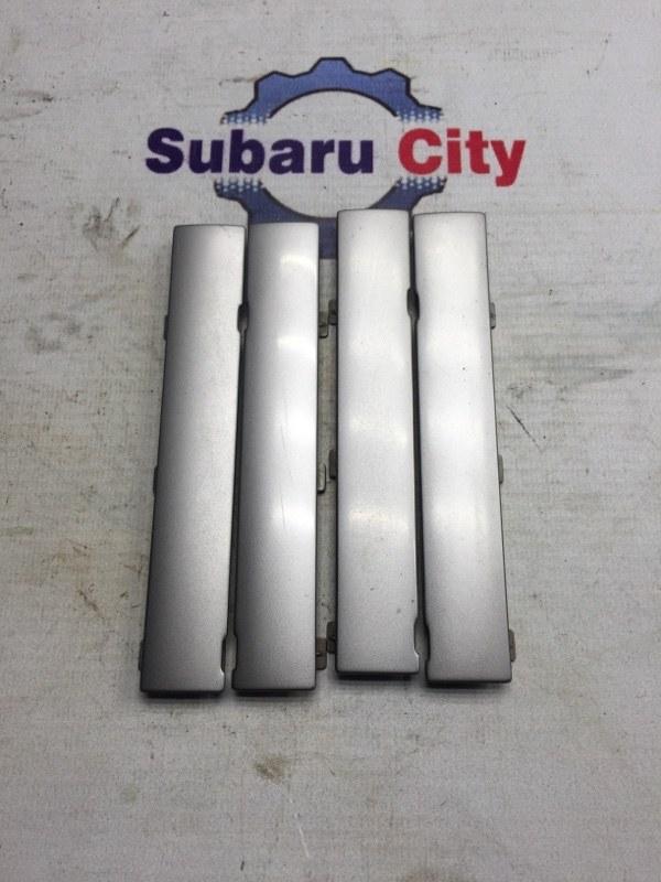 Заглушка рейлингов Subaru Legacy BP EJ20 2005 (б/у)