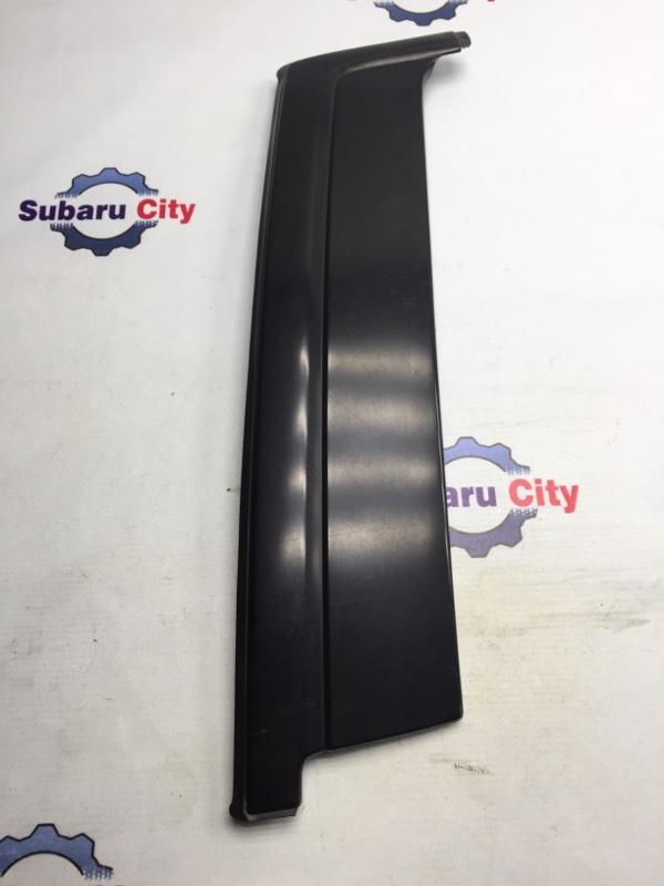 Накладка на стойку наружная Subaru Forester SF EJ20 2001 правая (б/у)