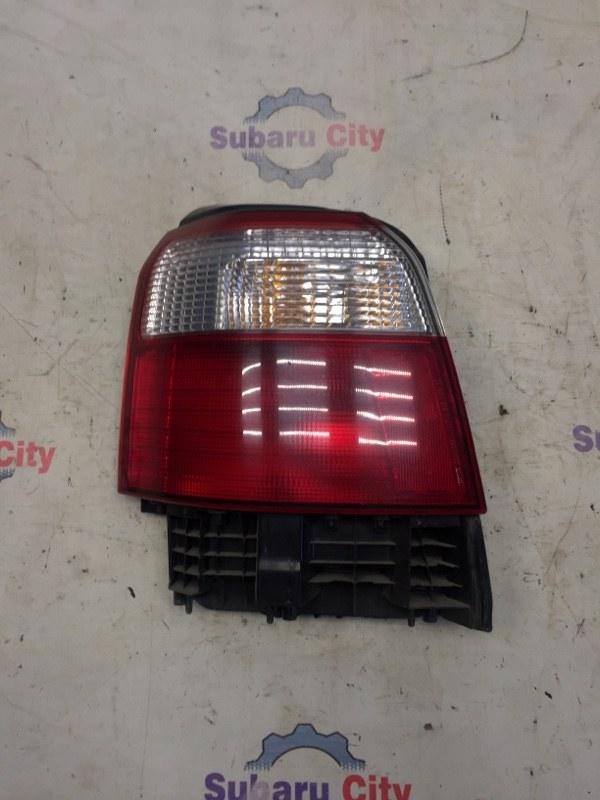 Стоп сигнал Subaru Forester SF EJ20 2001 левый (б/у)
