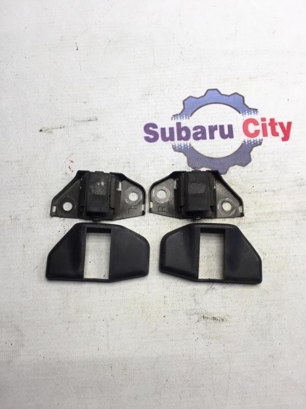 Ограничитель зазора двери багажника Subaru Forester SF EJ20 2001 (б/у)
