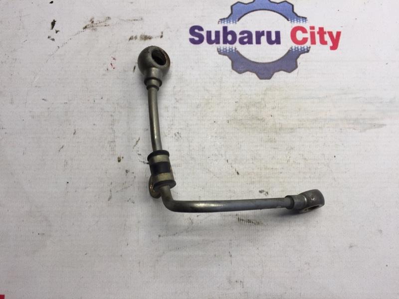 Трубка масло подачи турбины Subaru Forester SF EJ20 2001 (б/у)