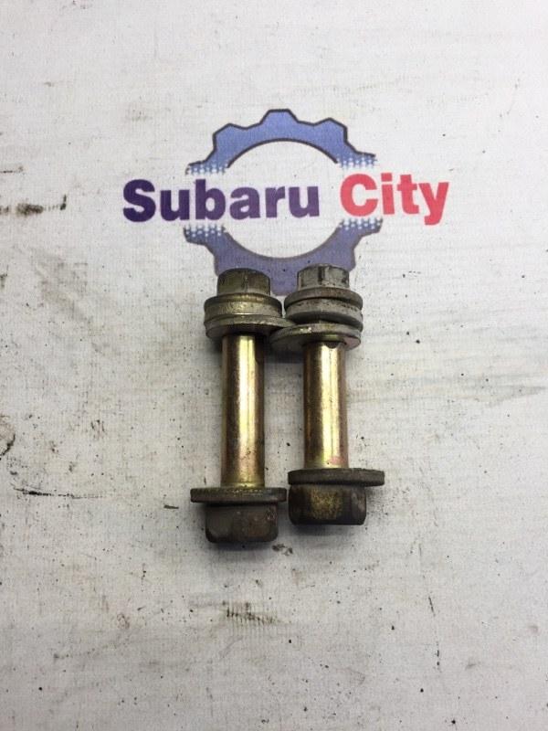 Развальные болты Subaru Legacy BE EJ20 2001 заднее (б/у)