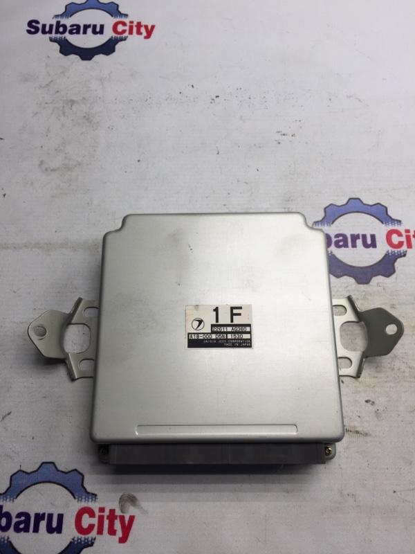 Блок управления двс Subaru Forester SF EJ20 2001 (б/у)