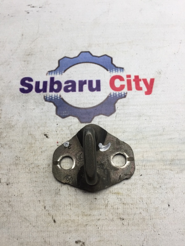 Петля замка багажника Subaru Forester SF EJ20 2001 (б/у)