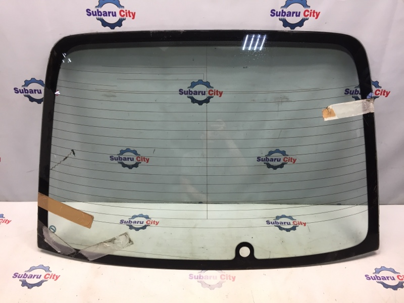 Заднее стекло Subaru Legacy B4 BE EJ20 1999 (б/у)