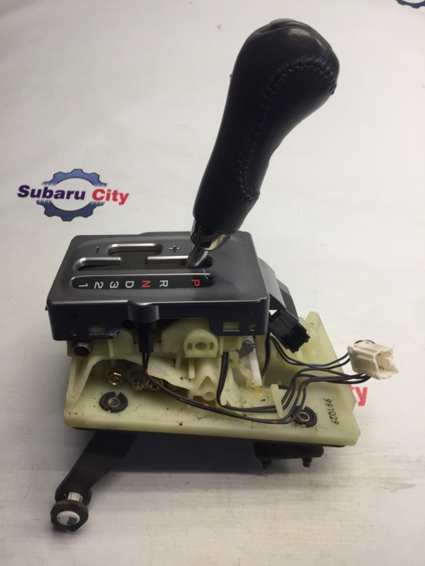 Селектор акпп Subaru Legacy BE EJ20 1999 (б/у)