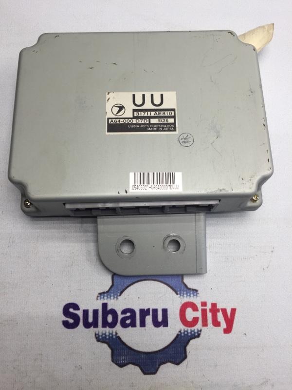 Блок управления акпп Subaru Legacy BE EJ20 1999 (б/у)