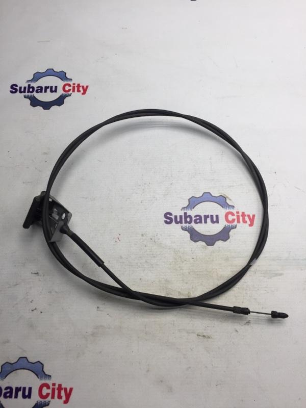 Тросик замка капота Subaru Legacy BE EJ20 1999 (б/у)