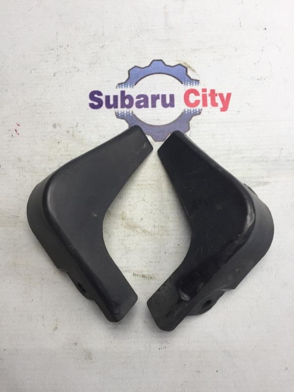 Пятки порога пара Subaru Legacy BE EJ20 1999 (б/у)
