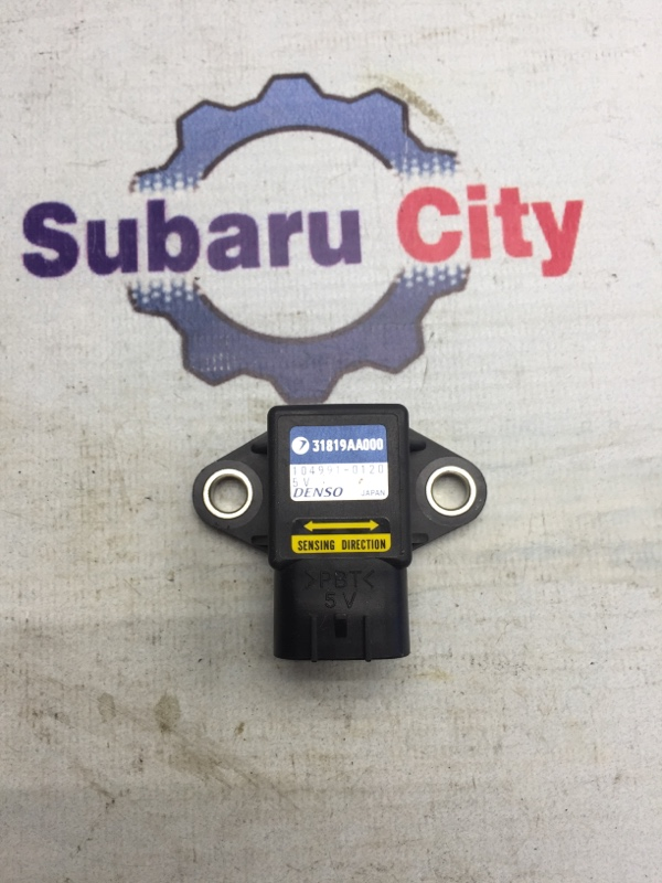 Датчик боковой нагрузки Subaru Legacy BE EJ20 1999 (б/у)